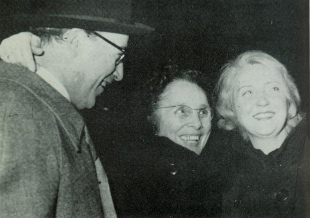 12 декември, 1961 г., Мари е окончателно освободена