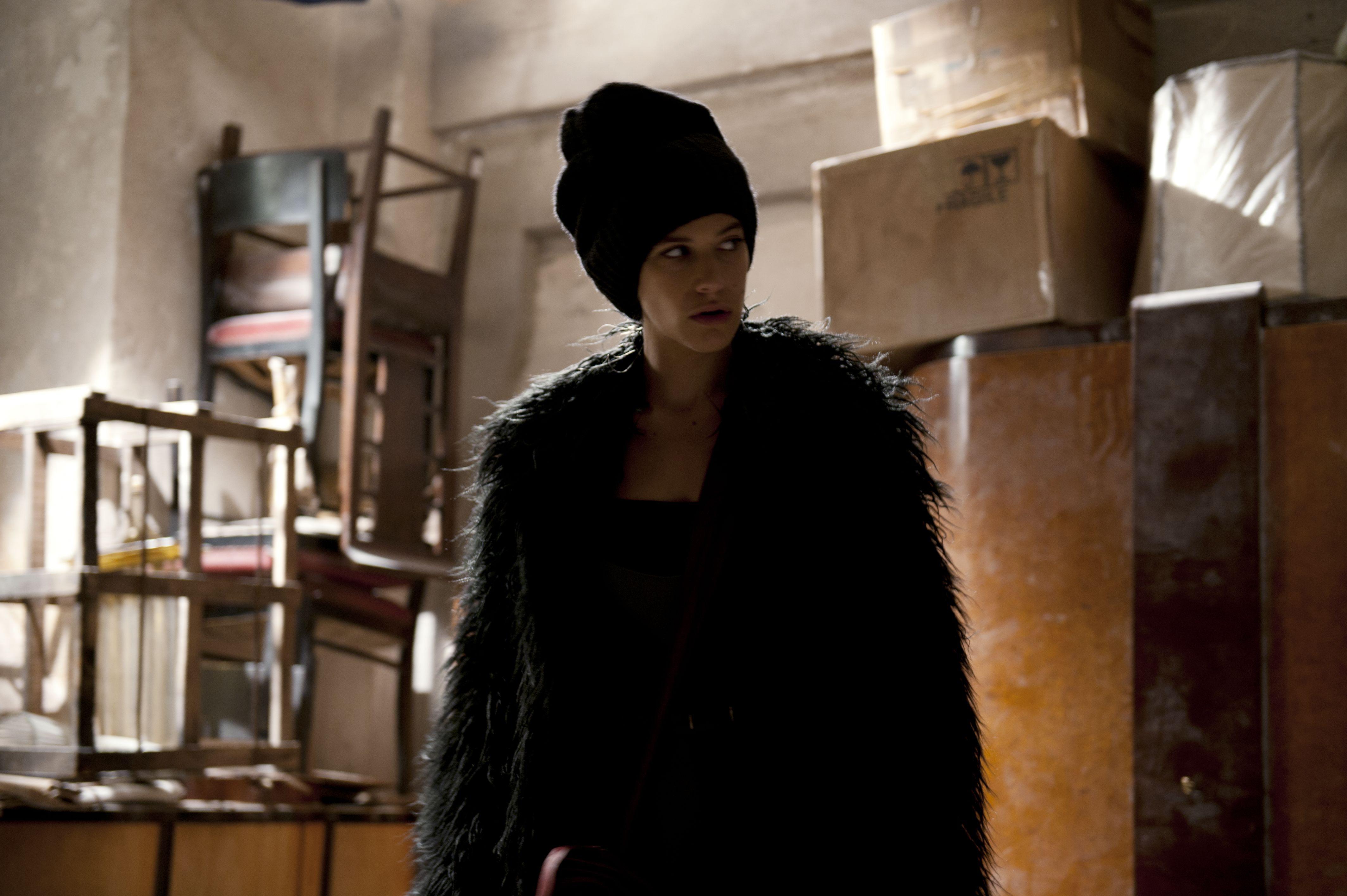 """Теа Фалко в кадър от филма """"Аз и ти"""""""